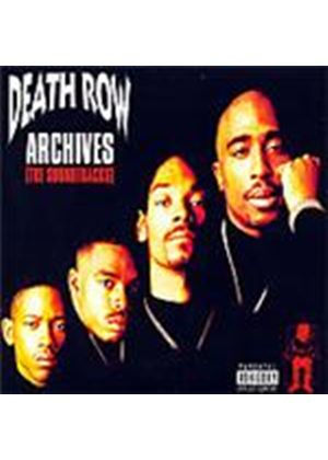 Various Artists - Suondtracks, The (Death Row Archives) [PA] (Music CD)