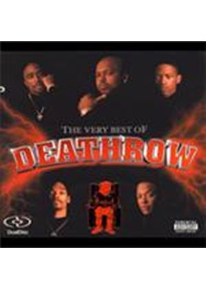 Various Artists - Very Best Of Death Row, The (+DVD) [PA] [Remastered]