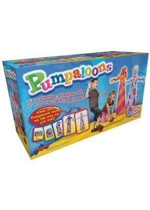 Pumpaloons - The Pump Up Game