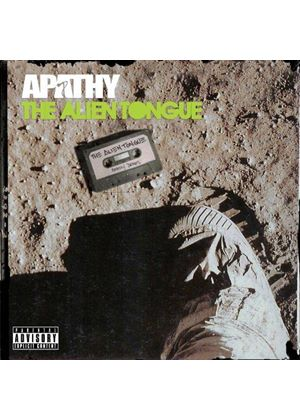Apathy - The Alien Tongue (Music CD)