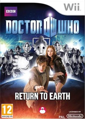 Doctor Who - Return to Earth (Wii)
