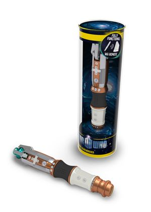 Doctor Who Sonic Screwdriver Wii Remote (Wii)