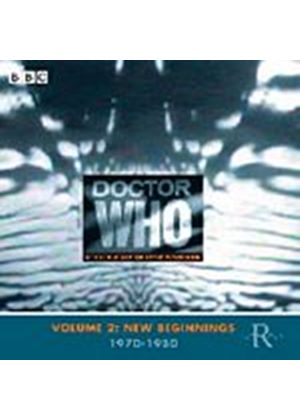 Various Artists - Doctor Who At The Radiophonic Workshop Volume 2 (Music CD)