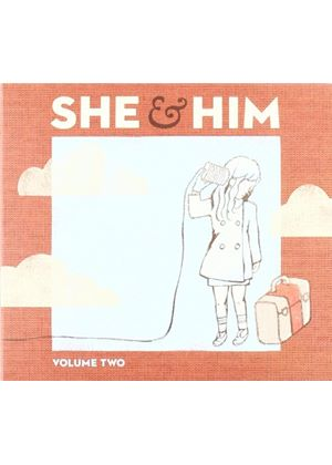 She & Him - Volume Two (Music CD)