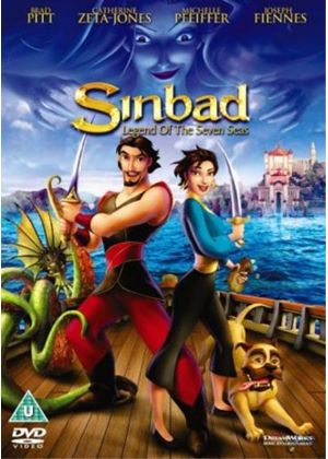 Sinbad: Legend Of The Seven Seas (Animated)