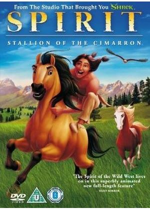 Spirit: Stallion Of The Cimarron (Animated)