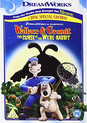 Wallace And Gromit: The Curse Of The Were Rabbit (2 Discs)