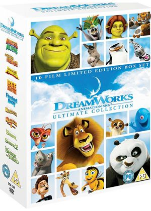 Dreamworks Animation Ultimate Collection