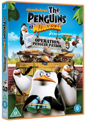 Penguins of Madagascar: Operation Penguin Patrol