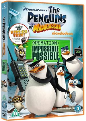 The Penguins of Madagascar: Operation Impossible Possible