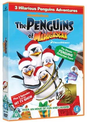 Penguins Of Madagascar - The Classic Penguins Christmas Caper