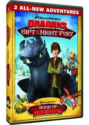 Dreamworks Dragons: Gift of the Night Fury - Two All New Adventures