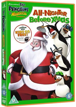 The Penguins of Madagascar: Xmas All-Nighter