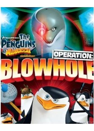 Penguins Of Madagascar - Dr Blowhole Movie Musical Spectacular