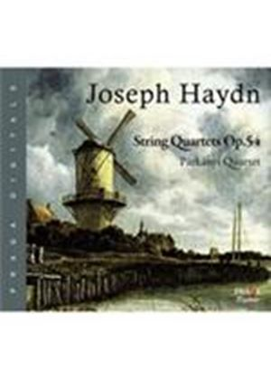 Haydn: String Quartets Op54, Nos 1-3 [SACD] (Music CD)