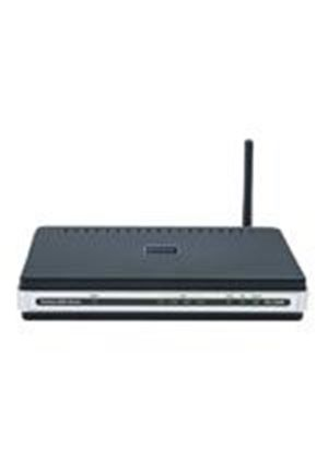 D-Link DSL-2640R Wireless G ADSL2+ 4-Port Modem Router - Wireless router + 4-port switch - DSL - EN, Fast EN, 802.11b, 802.11g
