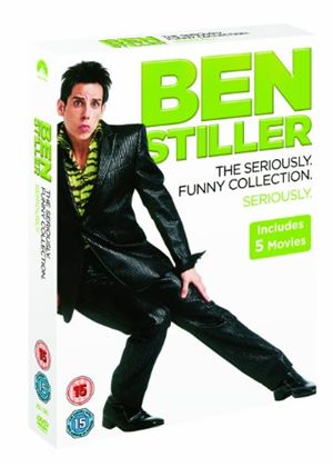 Ben Stiller - The Seriously Funny Collection - Meet Parents / Meet The Fockers / The Heartbreak Kid / Zoolander / Tropic Thunder