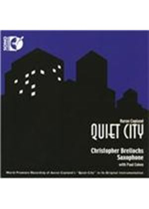 Aaron Copland: Quiet City (Music CD)