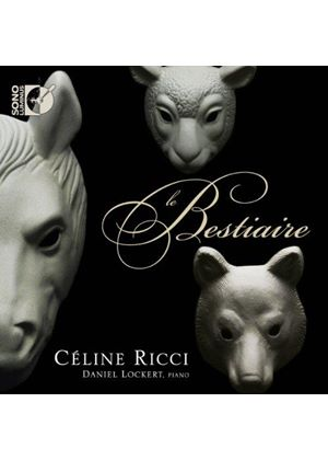 Bestiaire (Music CD)