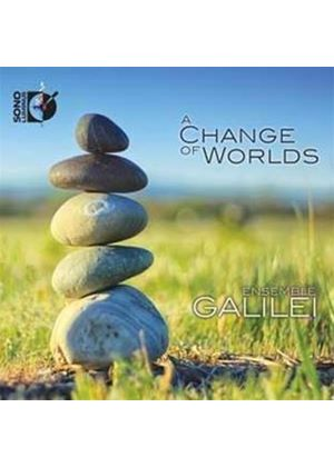 Change of Worlds (Music CD)