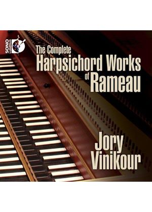 Rameau: Complete Harsichord Works (Music CD)