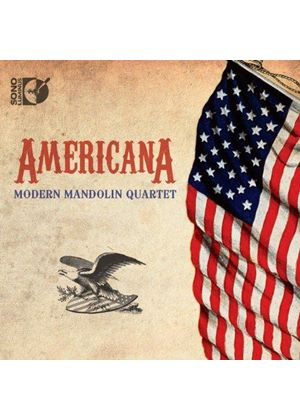 Americana: Mandolin Quartet (Music CD)