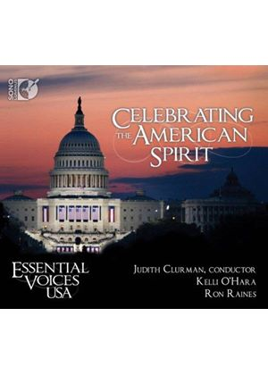 Celebrating American Spirit (Music CD)