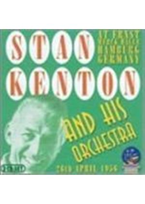 Stan Kenton & His Orchestra - At The Ernst-Merck-Halle Hamburg Germany 26 April 1956