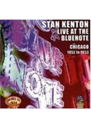 Stan Kenton - Live At The Bluenote 1952 - 1953