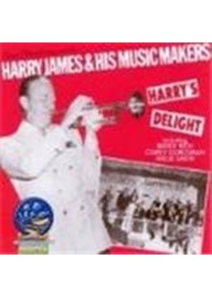 Harry James & His Music Makers - Harry's Delight