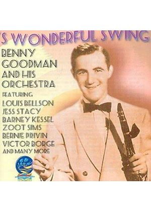 Benny Goodman Orchestra (The) - S Wonderful Swing