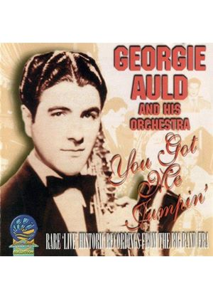 Georgie Auld & His Orchestra - You Got Me Jumpin'