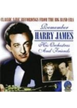 Harry James & His Orchestra - Classic Live Recordings From The Big Band Era