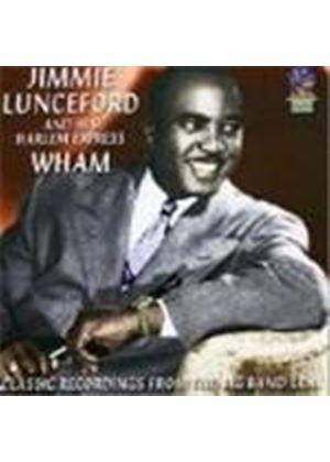 Jimmy Lunceford & His Harlem Express - Wham (Live In The 1940s)