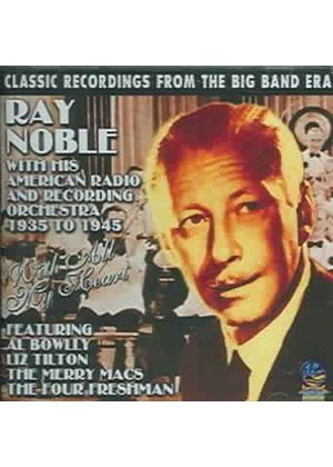 Ray Noble - With All My Heart (Music CD)