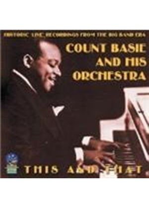Count Basie Orchestra - THIS AND THAT (BIG BAND ERA)