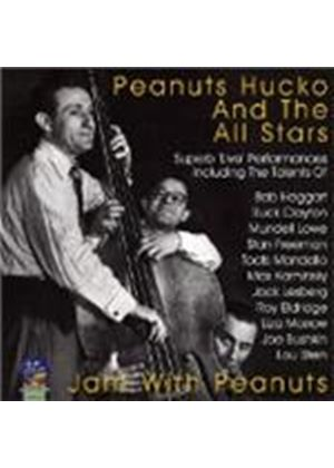 PEANUTS HUCKO & ALL STARS - JAM WITH PEANUTS