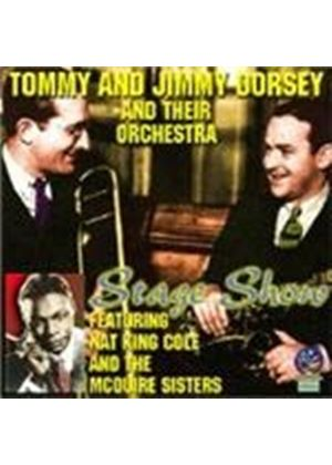 Tommy & Jimmy Dorsey & Their Orchestra - Stage Show (Featuring Nat King Cole & The McQuire Sisters)