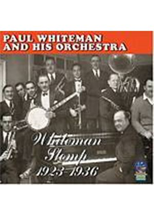 Paul Whiteman And His Orchestra - Whiteman Stomp 1923 - 1936 (Music CD)