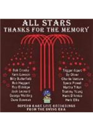 All Stars - Thanks For The Memory
