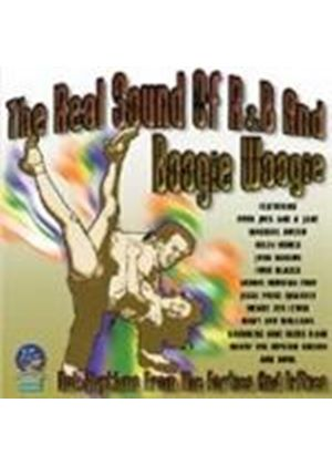 Various Artists - REAL SOUND OF R&B & BOOGIE