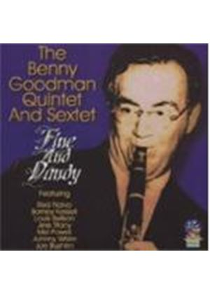 Benny Goodman Quintet/Sextet - Fine And Dandy