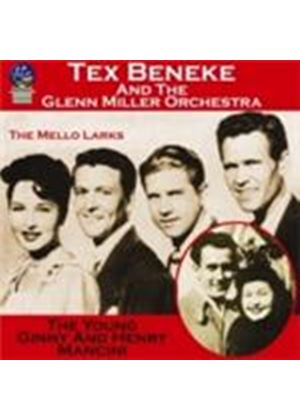 Tex Beneke & Glenn Miller Orchestra - Young Ginny And Henry Mancini, The (Music CD)