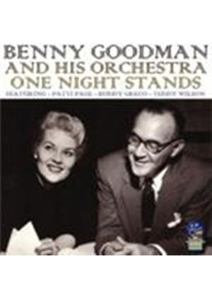 Benny Goodman & His Orchestra - One Night Stands (Music CD)