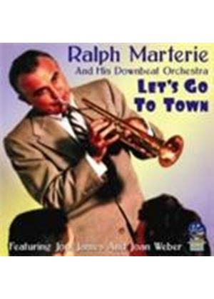 Ralph Marterie - Let's Go To Town (Music CD)