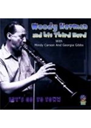 Woody Herman - Let's Go To Town (Music CD)