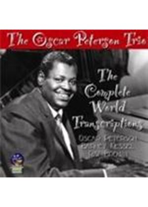 Oscar Peterson Trio - Complete World Transcriptions (Music CD)