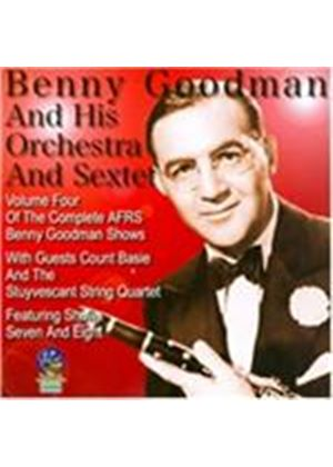 Benny Goodman - AFRS Shows, Vol. 4 (1946) (Music CD)