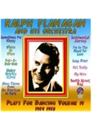 Ralph Flanagan - Plays For Dancing, Vol. III 1950-1951 (Music CD)