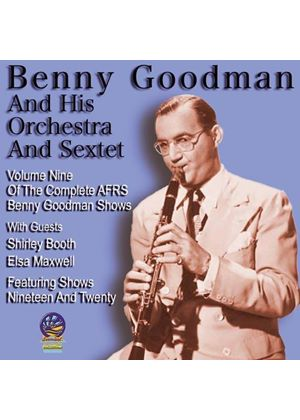 Benny Goodman - AFRS Shows, Vol. 9 (Music CD)